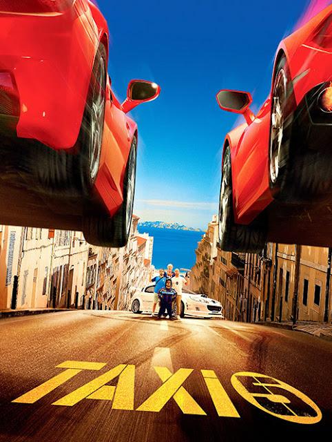TAXI 5 (2018) ταινιες online seires xrysoi greek subs