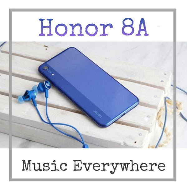 Music Everywhere With Honor 8A