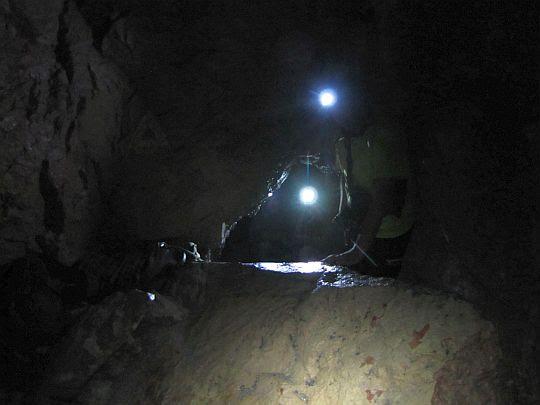Jaskinia Mylna.