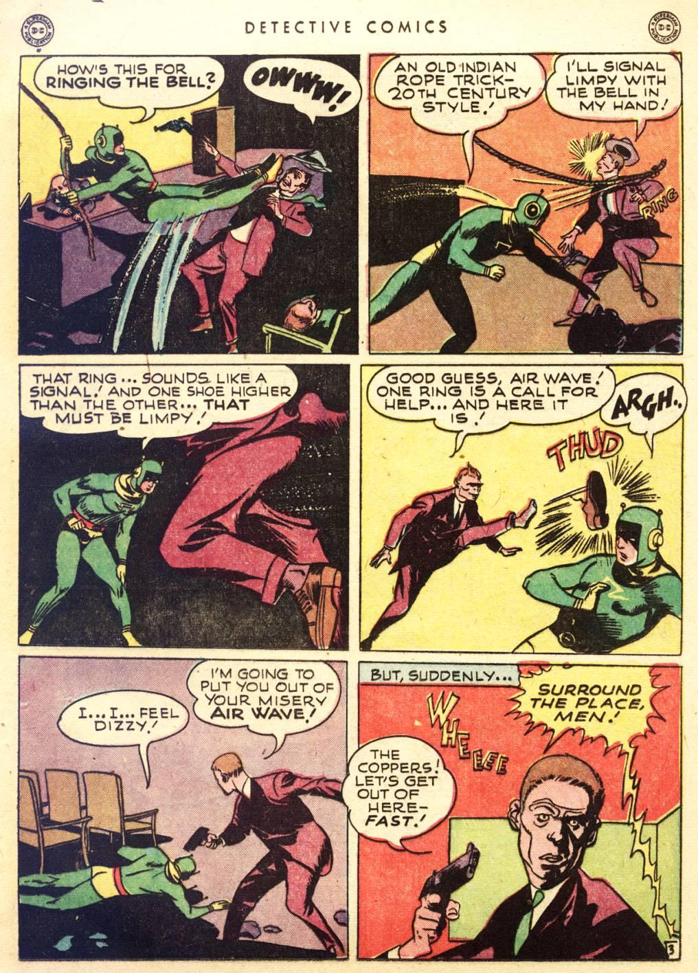 Read online Detective Comics (1937) comic -  Issue #128 - 19