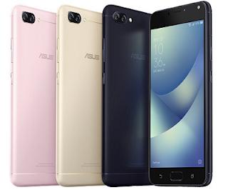 Harga HP Asus Zenfone 4 Max Pro ZC554KL, Spesifikasi Tiga Kamera 16 MP