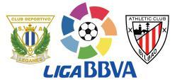 Leganés VS Bilbao