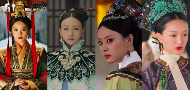 Chinese ban palace dramas