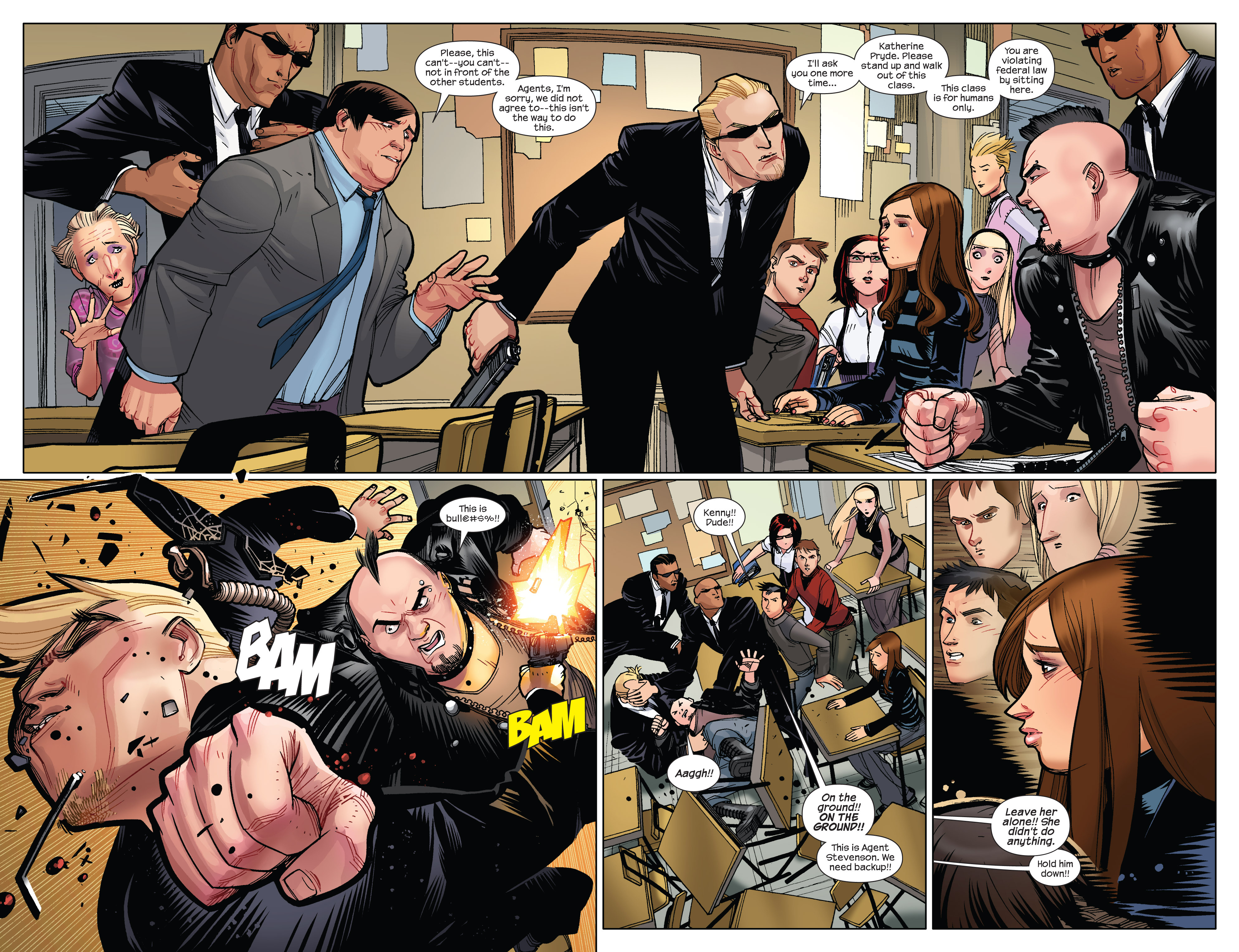 Read online Ultimate Spider-Man (2009) comic -  Issue #10 - 3