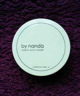 Puder matujący - By Nanda.