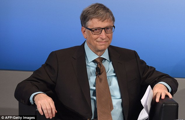 a biography of bill gates a co founder of microsoft and considered as worlds richest man Microsoft co-founder bill gates could be the wealthiest person in the world right   is now worth $1051 billion, making him the richest person in recent history   progress in fighting polio might be one of the world's best-kept.