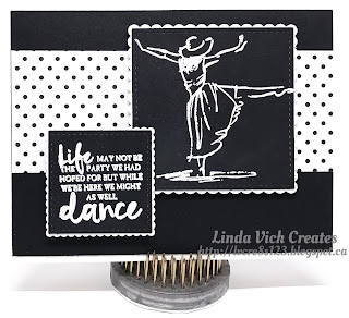 Linda Vich Creates Beautiful You Trio. Coordinated set of cards using Beautiful You.