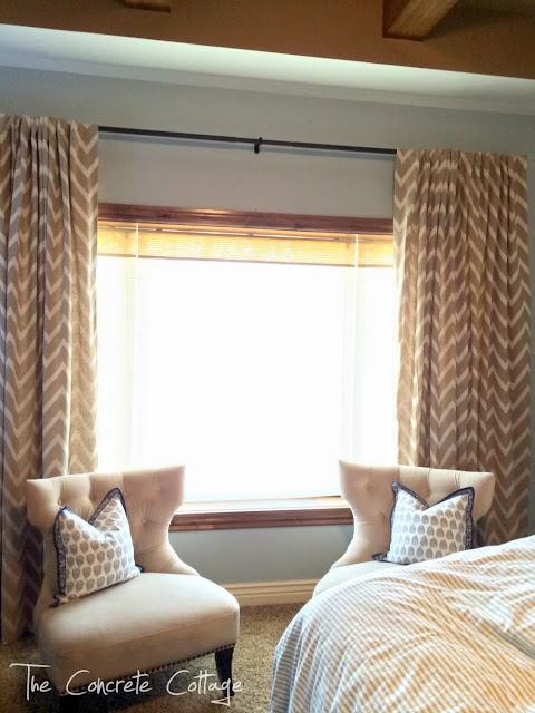 the concrete cottage removing wrinkles from a cowhide rug. Black Bedroom Furniture Sets. Home Design Ideas