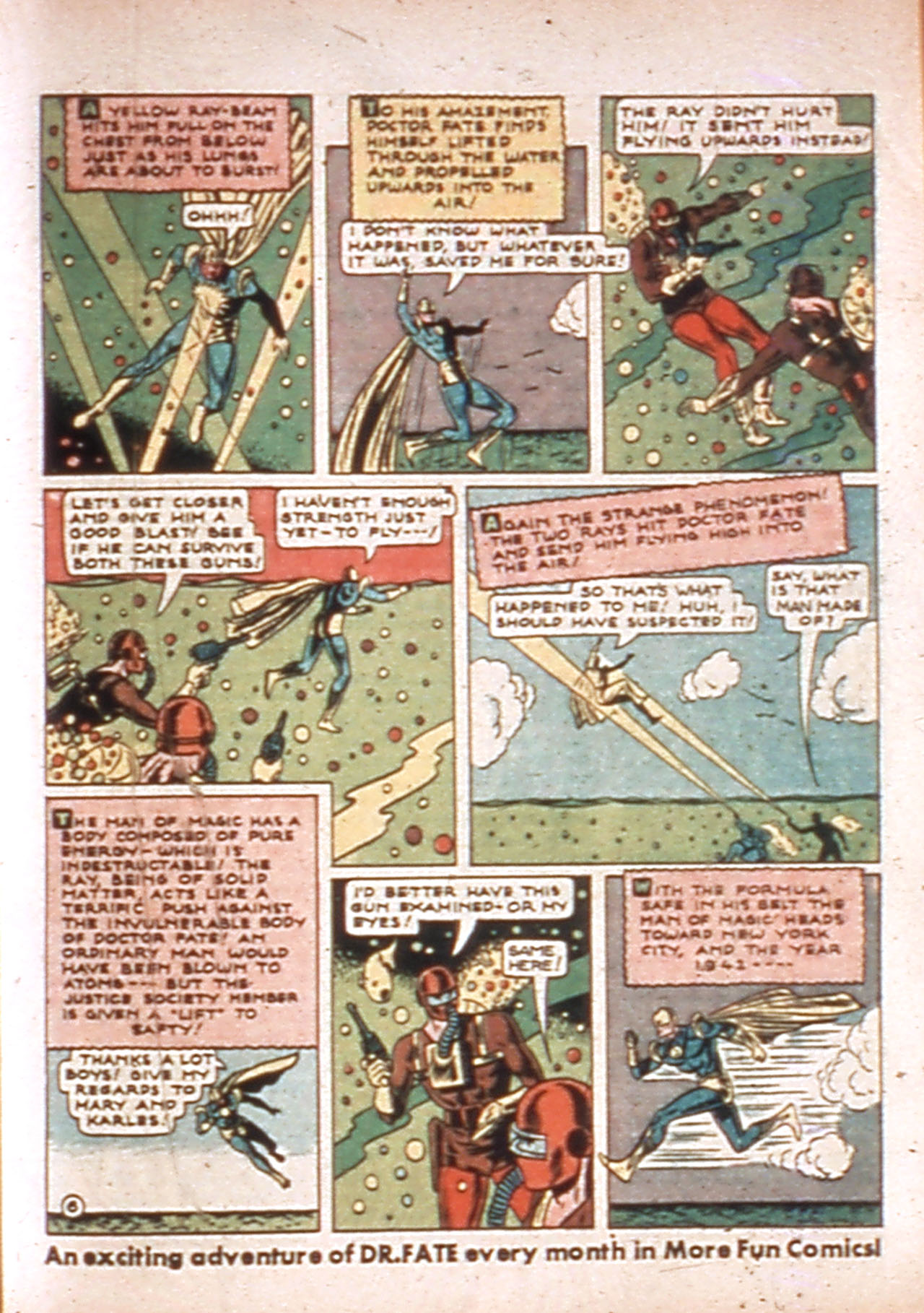 All-Star Comics (1940) issue 10 - Page 40