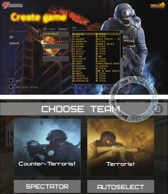 Update Game Counter Strike Mod CSPB V1.2 android