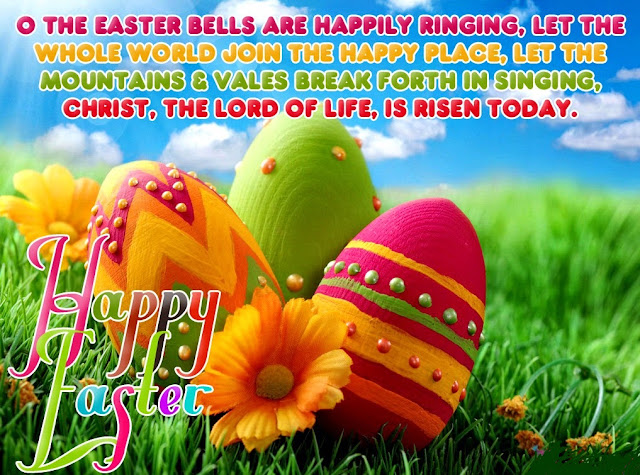 Happy Easter Messages To Share on Facebook
