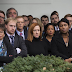 This picture of White House staff is worth a thousand words