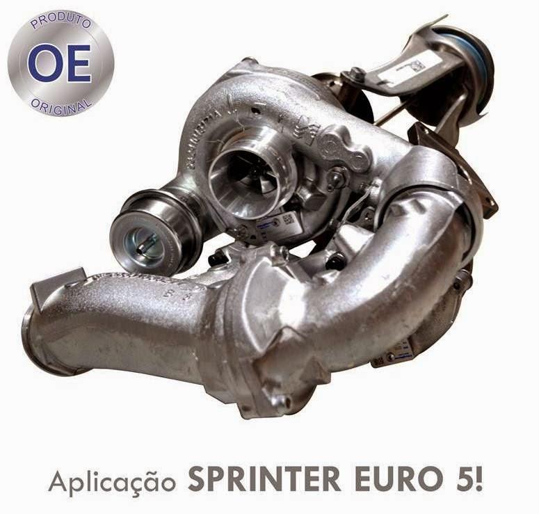 Mercedes Benz Sprinter >> Marcos Turbo Turbinas-Turbos www.marcosturbo.com.br ...