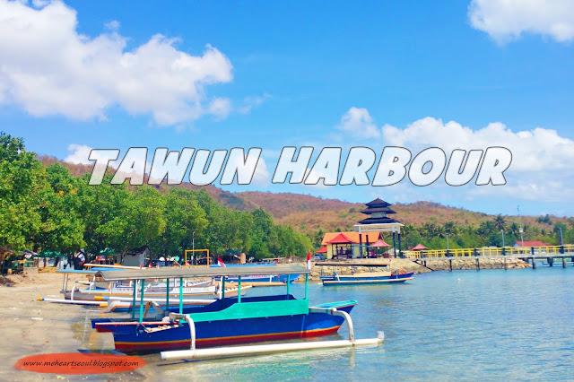 Lombok - Tawun Harbour  | www.meheartseoul.blogspot.com