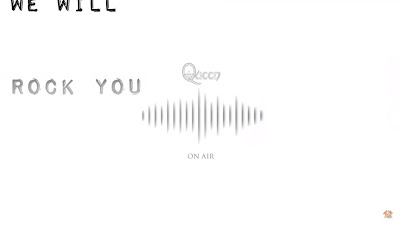 Queen - We Will Rock You ( #Fast )[ #Official #Lyric #Video ]