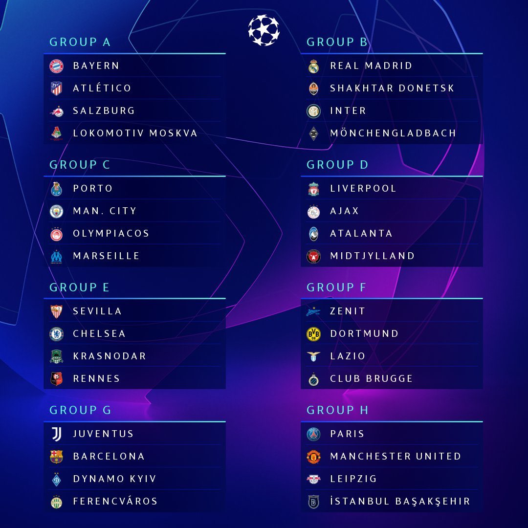 2020 21 uefa champions league kit battle nike with as much teams as adidas puma together footy headlines 2020 21 uefa champions league kit