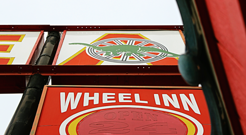 Wheel Inn Restaurant Cabazon California