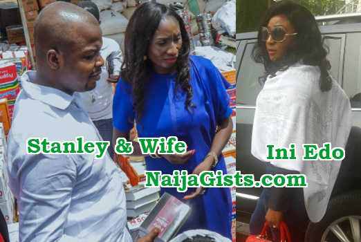 Ini Edo Engaged To Married Man,Oil Millionaire Stanley Uzochukwu, Actress To Become 2nd Wife