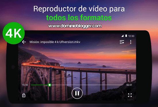 XPlayer para Android