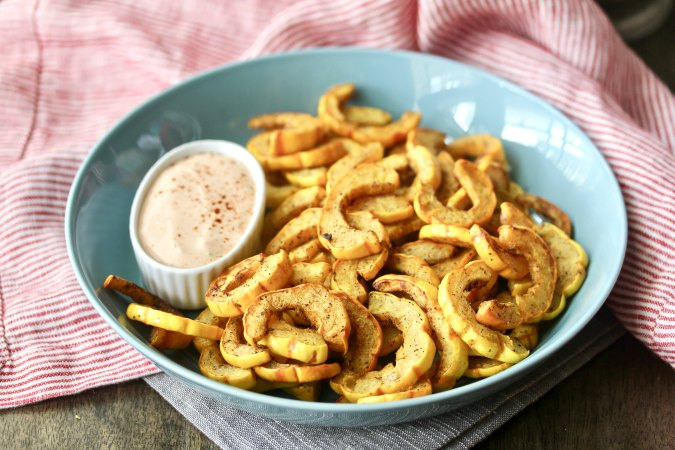 Delicata Squash Fries
