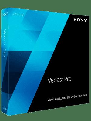MAGIX Vegas Pro box