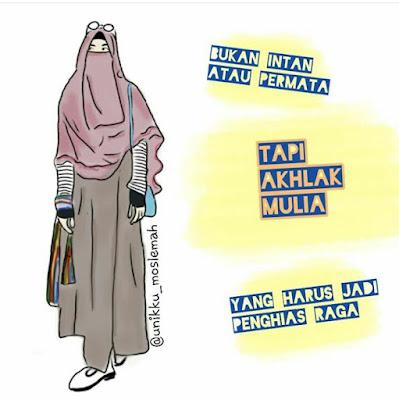 Kata Bijak Muslimah