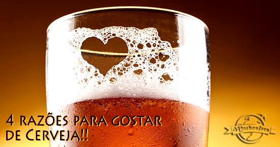 FilosoBeer - 4 razões científicas para gostarmos de cerveja