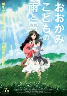 الحلقة 1 من انمي Ookami Kodomo no Ame to Yuki مترجم بعدة جودات