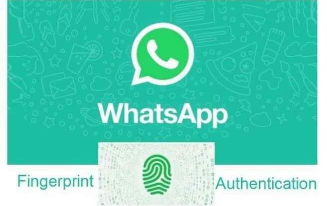 Fitur fingerprint akan segera dirilis pihak Whatsapp