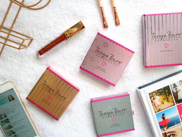 Tanya Burr Cosmetics: My First Impressions ♡