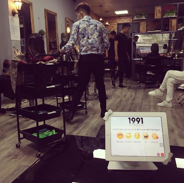 Đánh giá sự hài lòng của khách hàng tại Spa và Salon
