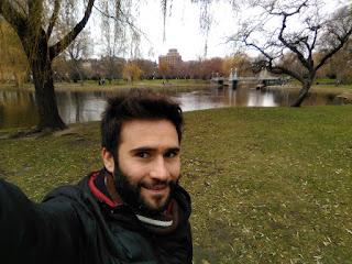 Carles Otero (recién Doctorado)