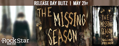 {Excerpt+Giveaway} THE MISSING SEASON by Gillian French