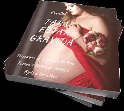 E-book boa forma e nutrição na gravidez