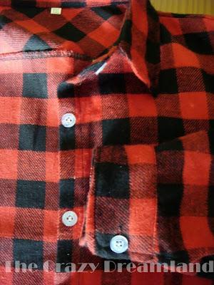 dresslink camisa cuadros rojos