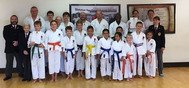 karate shotokan sidcup