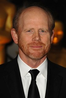 Ron Howard. Director of Far and Away