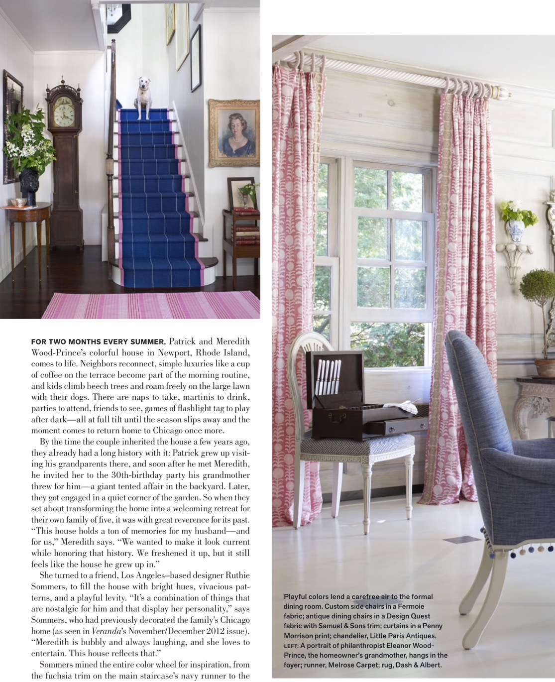 Ruthie Sommers in Veranda – Shelter Interior Design