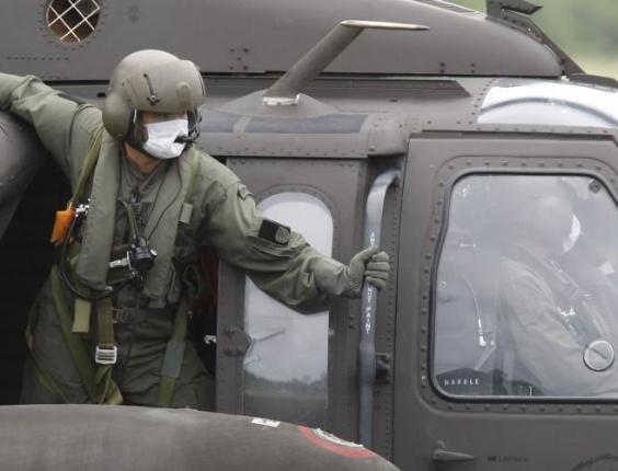 Voo 447: corpos encontrados do acidente com o avião da Air France.