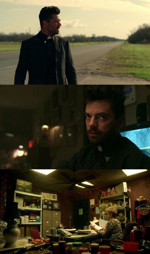 Preacher Temporada 2 Completa HD 720p Latino Dual