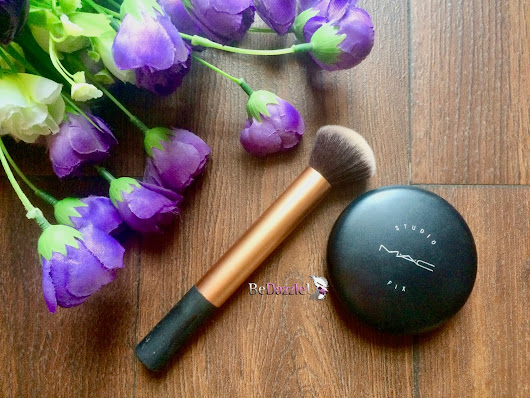 MAC STUDIO FIX POWDER PLUS FOUNDATION: 2 MINUTES TO BRIGHTER LOOKING SKIN