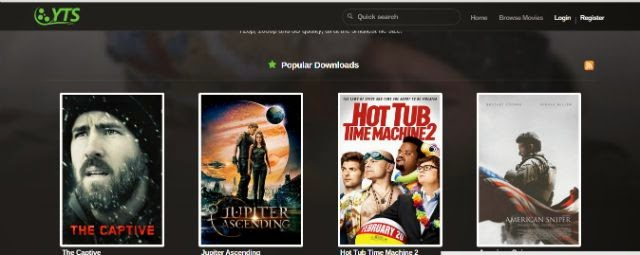 Legal Movie Torrents organized - TorrentFreak