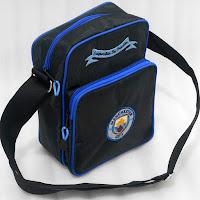 Jual Tas Selempang Slingbag Bola Manchester City