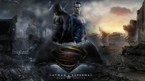 Batman vs Superman - A Origem da Justiça (Dawn of Justice) Torrent – HDTS Legendado (2016)