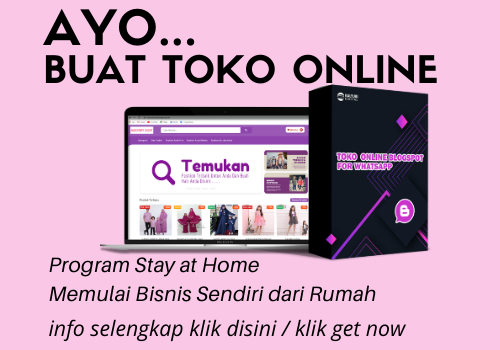 (Promo) Stay at Home  2x Diskon