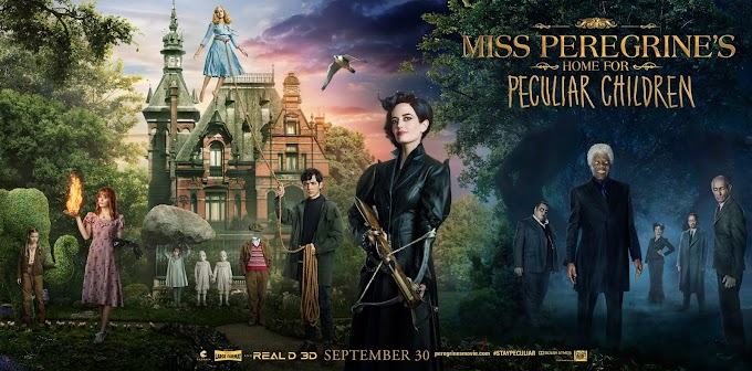 Crítica de la película: El hogar de Miss Peregrine para niños peculiares