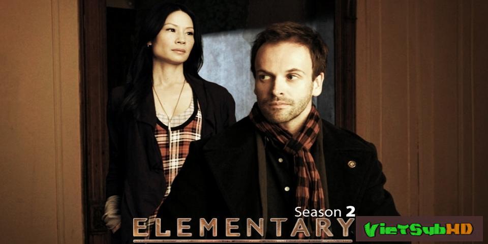 Phim Điều Cơ Bản (phần 2) Hoàn tất (24/24) VietSub HD | Elementary (season 2) 2014