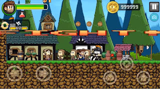 Dan The Man Hack APK Version