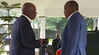 UHURU/ RUTO go after MOI as they call for his removal from House Committee – He will suffer ALFRED KETER's fate