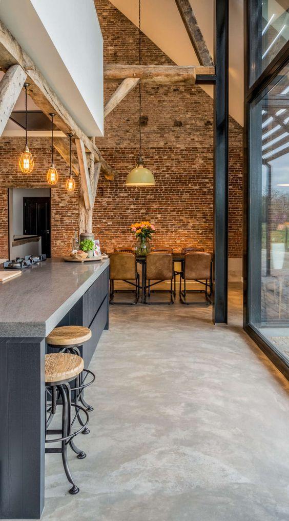 loft home interior design
